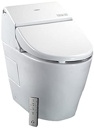 Toto MS970CEMFG01 128 GPF09 GPF Washlet with Integrated Toilet