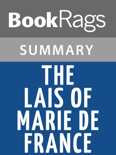 the lais of marie de france