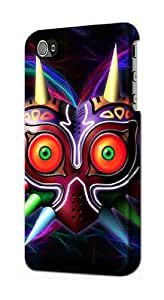 S1123 Majora Mask Case Cover For IPHONE 5C