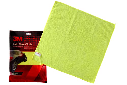 3M Car Care Microfibre Cloth
