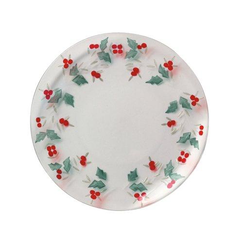 - Pfaltzgraff Winterberry desert plates, set/4