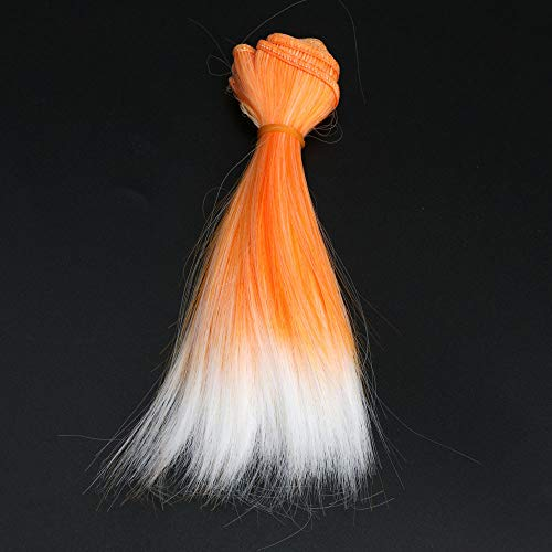 - Fashion 15 Cm Wholesale Straight Hair Hair DIY/BJD Wig Doll