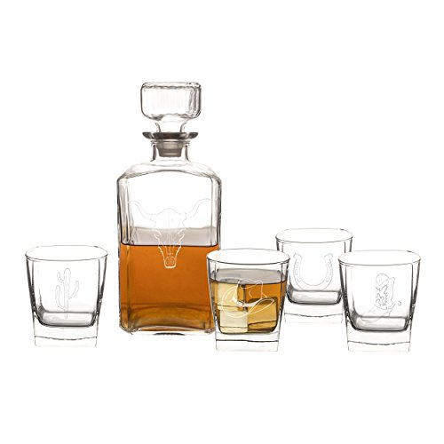 Cathys-Concepts-Western-5pc-Decanter-Set