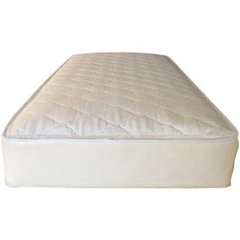 naturepedic 2 in 1 organic cotton mattress twin 360 coil