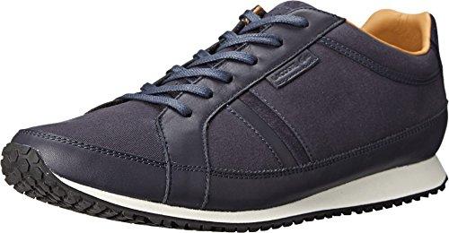 Lacoste Mortain 3 Srm Canvas / Leather Size 7.5