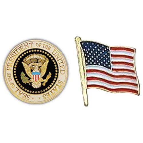 - Aveshop USA Presidential Seal Pin 1