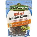 Pet Botanics Training Rewards Mini Treats For Dogs, Bacon, 4 Oz. Larger Image