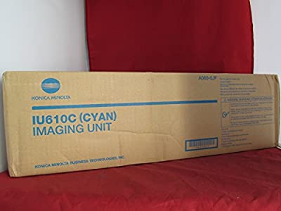 Cyan Imaging Unit Iu610c For Bizhub C451 C550 C650