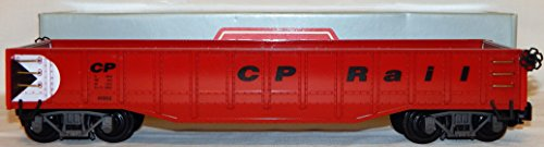 Early Aristocraft 41002 Canadian Pacific Drop Ends Gondola Boxed G Scale CP Rail ()