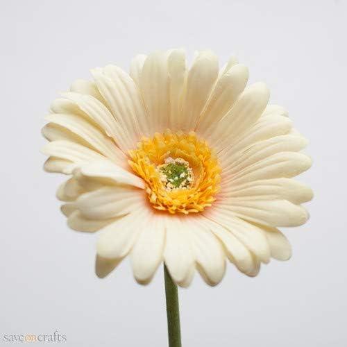 "Event /& Wedding Decor Centerpiece Home Richland Silk Gerbera Daisy Flower 24/"""