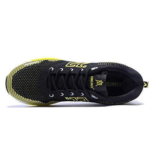 Blackyellow Usable De Deportivas Chang Hombres Zapatillas Y Casuales Moda Zapatos Antideslizante Los Transpirable Ligeras qxq8TO