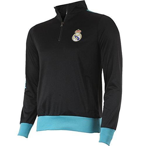 Real Madrid Chándal rma-sa-8001 B/W Todo Mezclado, Unisex, RMA-SA ...
