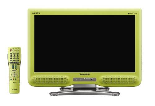 シャープ 20V型 液晶 テレビ AQUOS LC-20NE7-G ハイビジョン B0035HBDZG