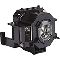 Electrified V13H010L41 Replacement Lamp with Housing for Epson Products
