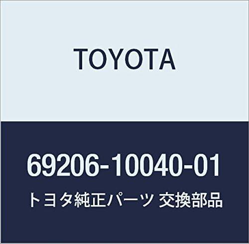 Genuine Toyota 69206-10040-01 Door Handle Assembly