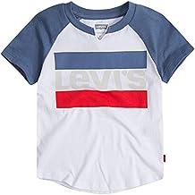 Levi's Girls' Modern Graphic T-Shirt