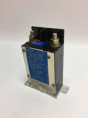 E-T-A Elektrotechnische Apparate GMBH Circuit Breaker Block 4930-01-60A by E-T-A Elektrotechnische Apparate GMBH (Image #1)