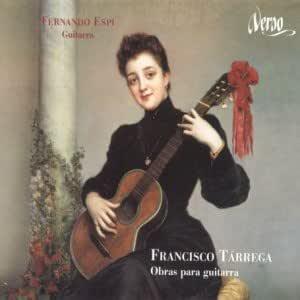 Obras Para Guitarra: F. Tarrega: Amazon.es: Música