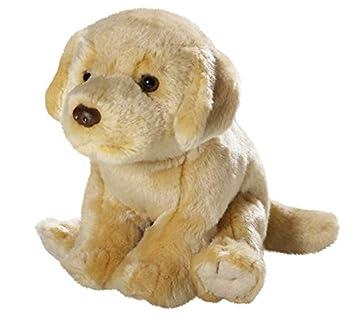 Carl Dick Peluche - Perro Labrador Retriever (felpa, 18 cm) [Juguete]