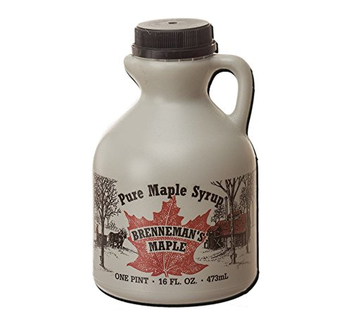 Amish Hand Drawn and Gathered Pure Ohio Maple Syrup by AMISH BASKETS AND BEYOND