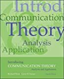 Introducing  Communication Theory: Analysis and