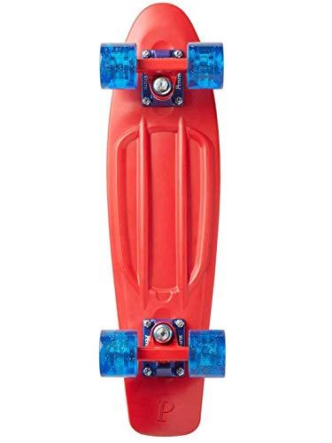 Penny Australia Complete Skateboard (Red Comet, 22