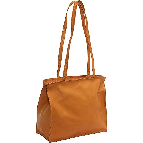 le-donne-leather-simple-tote-tan