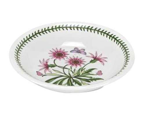 Portmeirion Botanic Garden Pasta Bowls, Set of 6 Assorted Motifs