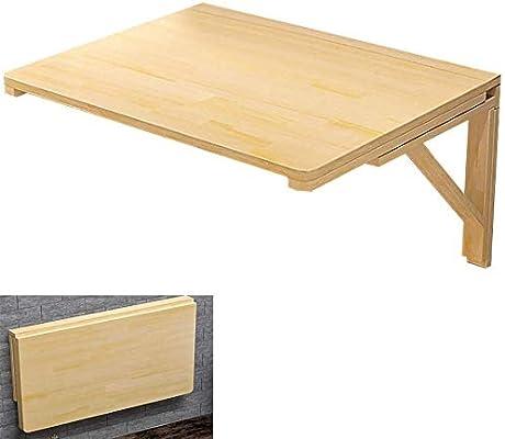 CWJ Mesas creativas Soportes Mesa de madera plegable para montaje ...