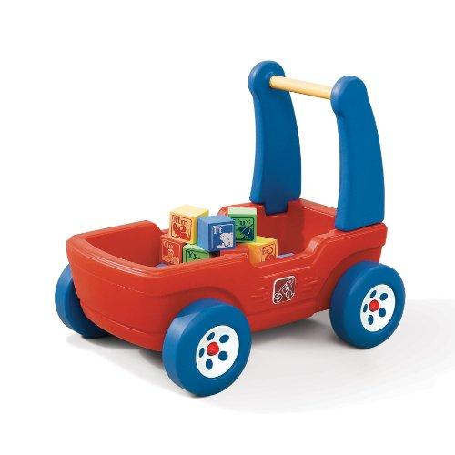 Step2 Walker Wagon with Blocks, Baby & Kids Zone
