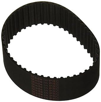 BESTORQ 94-XL-037 XL Correa de distribución de goma, circunferencia exterior de