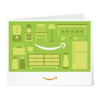 Amazon Gift Card - Print - Home Icons (B01M16Y6EY) | Amazon price tracker / tracking, Amazon price history charts, Amazon price watches, Amazon price drop alerts