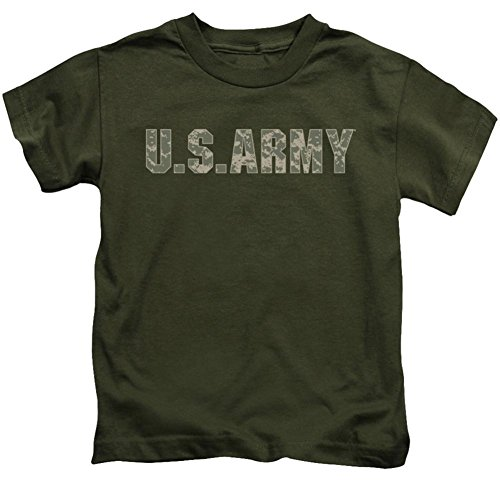 Price comparison product image Juvenile: Army - Camo Kids T-Shirt Size 5/6