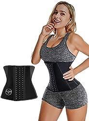 ALONG FIT Women Neoprene Tank Top Sauna Sweat Vest Weight Loss Slimming Shapewear Sauna Suit Waist Trainer