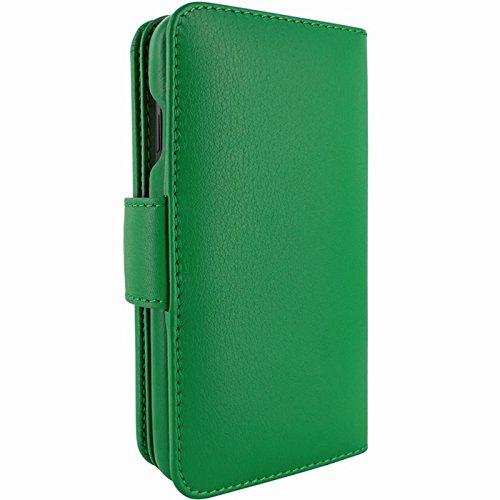 Piel Frama U793DG Case ''WalletMagnum'' for iPhone X - Green by Piel Frama (Image #1)
