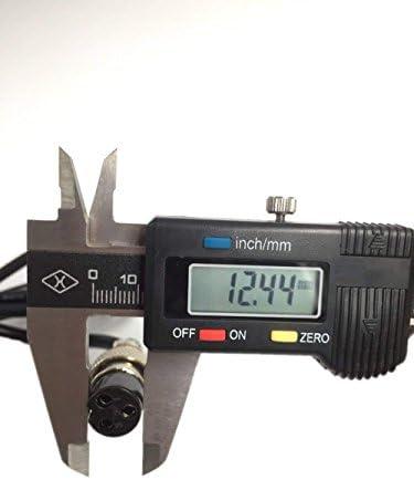 TangsFire Chargeur de Batterie Plomb-Acide 24 V 2 A pour Scooter électrique, E-Bike, Fauteuil Roulant, voiturette de Golf