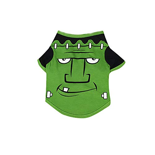 Clearance Deals Beautyvan Halloween Costume Pet T Shirts Clothing Puppy Costume for Small Dogs ()