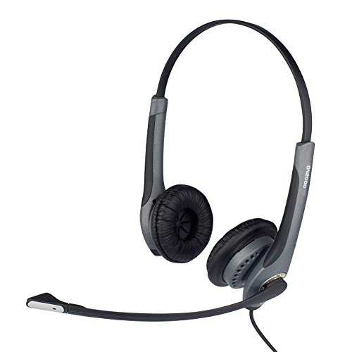 Gn2025 Duo (Jabra GN2025 Duo Noise Cancelling Corded Headset for)