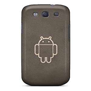 pc Case Cover Compatible For Galaxy S3/ Hot Case/ Android On Sand