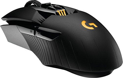 Logitech G900 Chaos Spectrum Professionelle Gaming Maus (kabelgebundene/kabellose) schwarz