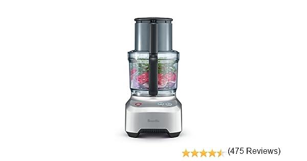 Breville BFP660SIL - Robot de cocina: Amazon.es: Hogar
