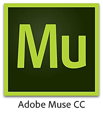 Adobe Muse CC | Prepaid 12 Month Subscription (Download)