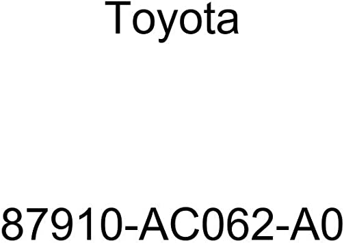 Genuine Toyota 87910-AC062-A0 Rear View Mirror Assembly