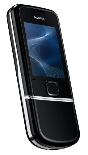 - Nokia 8800 Carbon Arte Triband 3G Unlocked Phone (International)