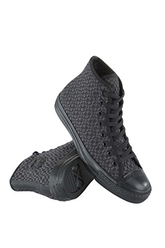 Converse Para Hombre Chuck Taylor All Star High Top Negro-gris