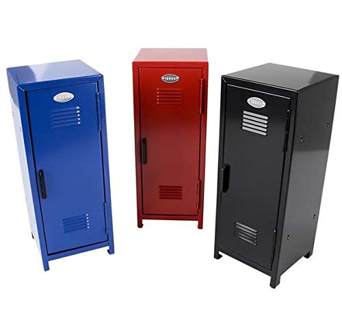 Mini Metal Locker - Assorted Color ()
