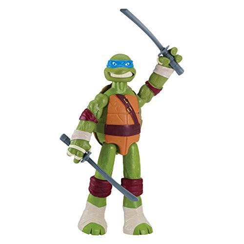 "Teenage Mutant Ninja Turtles Mutant XL 11"" Leonardo Action Figure"