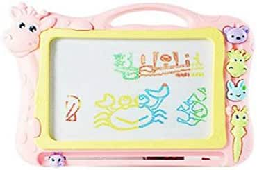 Magnetic Drawing Board 12.7 Inch Drawing Area Colorful Magna Drawing Doodle Board for Kid Learning