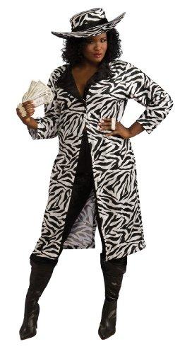 Rubies Lady Pimp 70s Zebra Suit Plus Siz - 70s Pimp Shopping Results