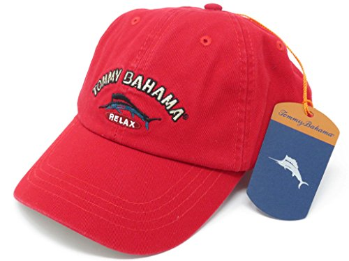 Tommy Bahama Mens Tbc3  Red  One Size